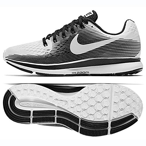 d5f7751c13d5f Nike WMNS Air Zoom Pegasus 34 LE 883269-100 White Black Women s Running  Shoes (9)