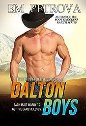 Dalton Boys Box Set Books 1-5 (The Dalton Boys)
