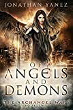 Of Angels and Demons (The Archangel Wars Book 2)