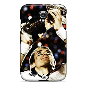 Ideal Evanhappy42 Cases Covers For Galaxy S4(new Orleans Saints), Protective Stylish Cases