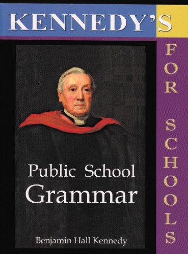 The Public School Latin Grammar by Simon Wallenburg Press