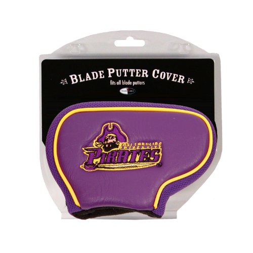 - Team Golf NCAA East Carolina Pirates Golf Club Blade Putter Headcover, Fits Most Blade Putters, Scotty Cameron, Taylormade, Odyssey, Titleist, Ping, Callaway