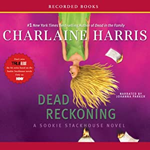 Amazon.com: Dead Reckoning: Sookie Stackhouse Southern