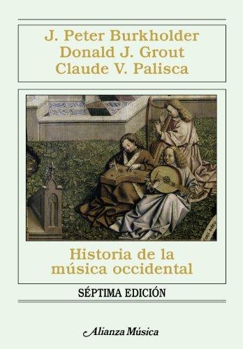 Historia de la musica occidental/ History of Western Music