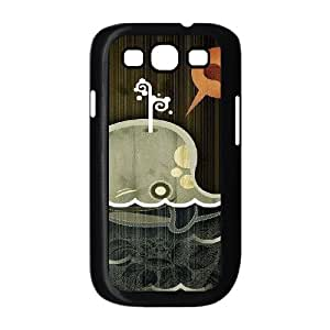 SOPHIA Phone Case Of Cute Cartoon illustration Fashion Style Colorful Painted For Samsung Galaxy S3 I9300