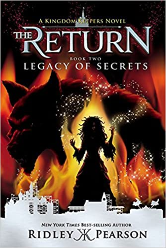 Amazon com: Kingdom Keepers: The Return Book Two Legacy of