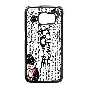 Samsung Galaxy S6 Edge Cell Phone Case Black My Chemical Romance LH4899518