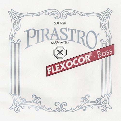 Pirastro FLE341200 Flexocor Series Steel Bass E String, Rope Core by Pirastro