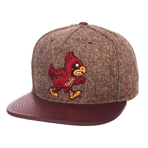 - Zephyr NCAA Iowa State Cyclones Men's Legend Heritage Collection Hat, Adjustable, Tweed