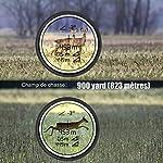 Télémètre Golf 800m, TACKLIFE Télescope Monoculaire Chasse 900yd MLR01, Grossissement 7x24mm, Précision de Distance 1m… 12
