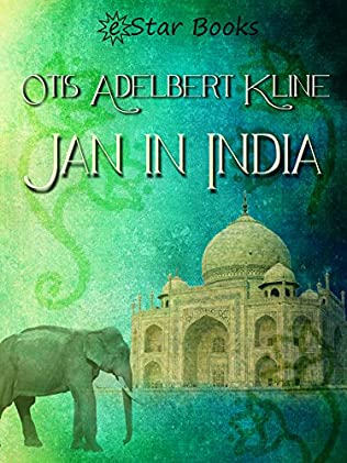 book cover of Jan in India