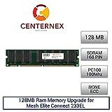 128MB RAM Memory for Mesh Elite Connect 233EL (PC100) Desktop Memory Upgrade by US Seller