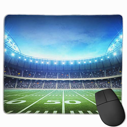 computer gaming mouse pad rugby