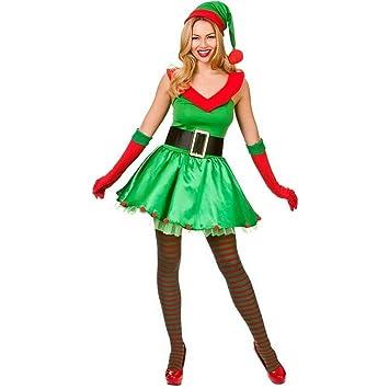 KAIDILA Navidad Disfraz Navidad Regalo Traje Atractivo del ...