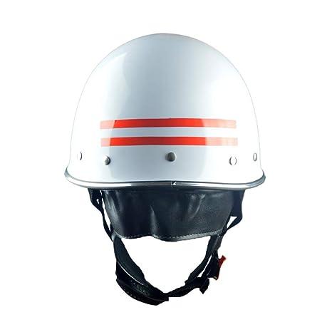 Moolo Cascos Protectores Casco De Seguridad contra Incendios, Bomberos Protección para La Cabeza Casco De