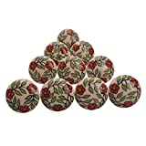 Knobs Door Cupboard Multi-Color Drawer Cabinet Ceramic Pullars Knobs Drawer