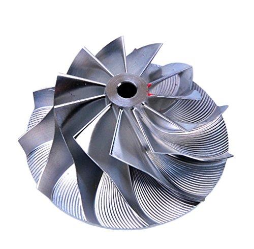 Price comparison product image Kinugawa Turbo Billet Compressor Wheel For Mitsubishi Fuso TD05 TD06 20G (52.56 / 68) 11+0 blade