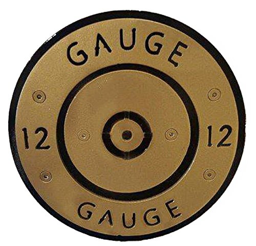 12 Gauge Shotgun Casing Hitch Cover (2