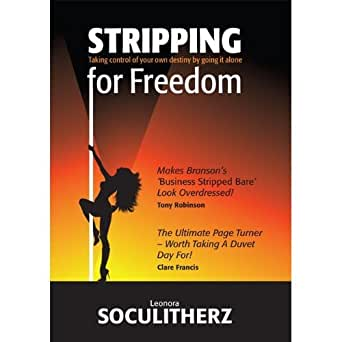 Stripping for Freedom (English Edition) eBook: Tony Robinson ...