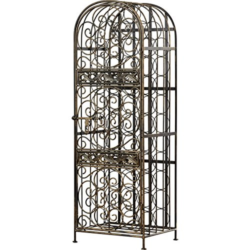 Wine Enthusiast Renaissance Wrought Iron