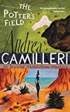 Front cover for the book The Potter's Field by Andrea Camilleri