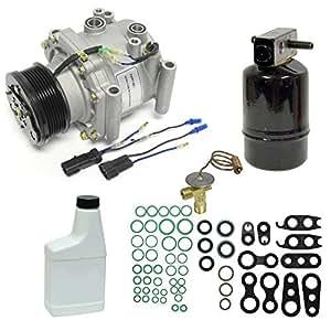 A//C Compressor-New Global 6511553