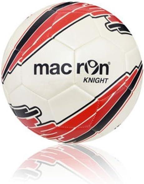 Atelier del Bordado balón de fútbol Knight Macron, Hombre, Rojo ...
