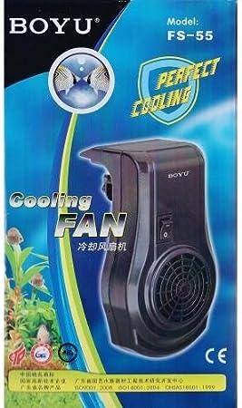 Boyu ventilador de refrigeración FS-55