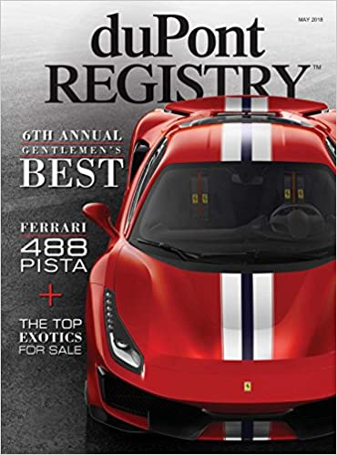 Dupont Registry Autos May 2018 Dupont Registry Amazon Com Books