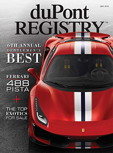 duPont REGISTRY Autos May 2018