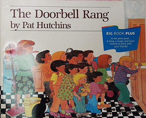 - The Doorbell Rang by Pat Hutchins Grade 1 Houghton Mifflin Big Book Plus Series