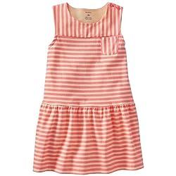 Carter's Little Girls' Striped Dress (Toddler/Kids)