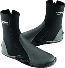 The Cressi Isla are boot made for scuba diving and for underwater activity. Features an antislip sole made in confortable rubber. The Neoprene provides warmth and it is elastic for provide comfort. The side zip is made in metal and allows to ...