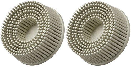 3M-18733 Roloc Bristle Disc Grade - 120, Size - 2 (Pack of 2)