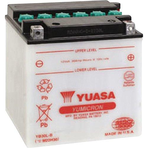 Marine Battery Sportsman - Yuasa YUAM22H30 YB30L-B Battery