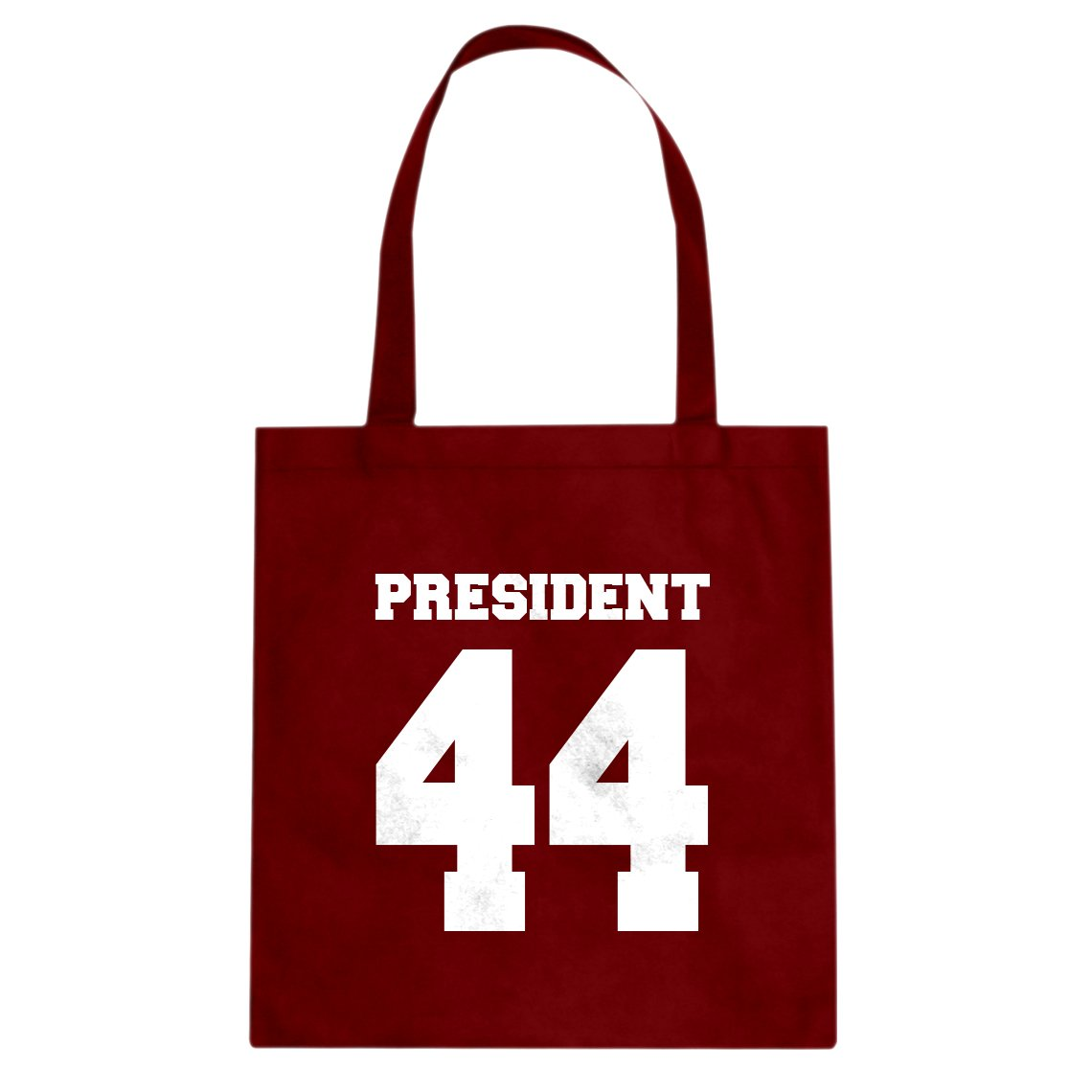 Indica Plateau President 44 Cotton Canvas Tote Bag