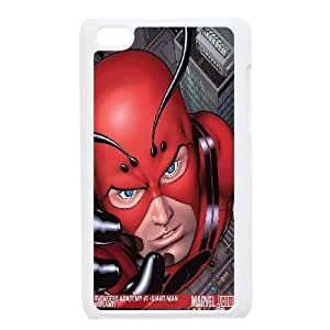 Custom Anime male god ant man phone Case Cove FOR IPod Touch 4 XXM9173349