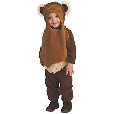 Star Wars Romper And Headpiece Ewok: Clothing