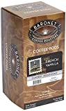 baronet coffee pods - Baronet Coffee French Vanilla Coffee Pods Box, 54 Count