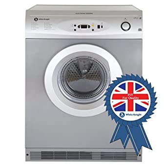 White Knight C86A7S 7kg Freestanding Vented Tumble Dryer