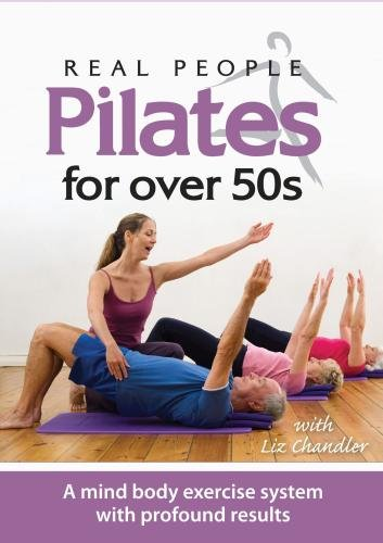 Pilates for Over 50s