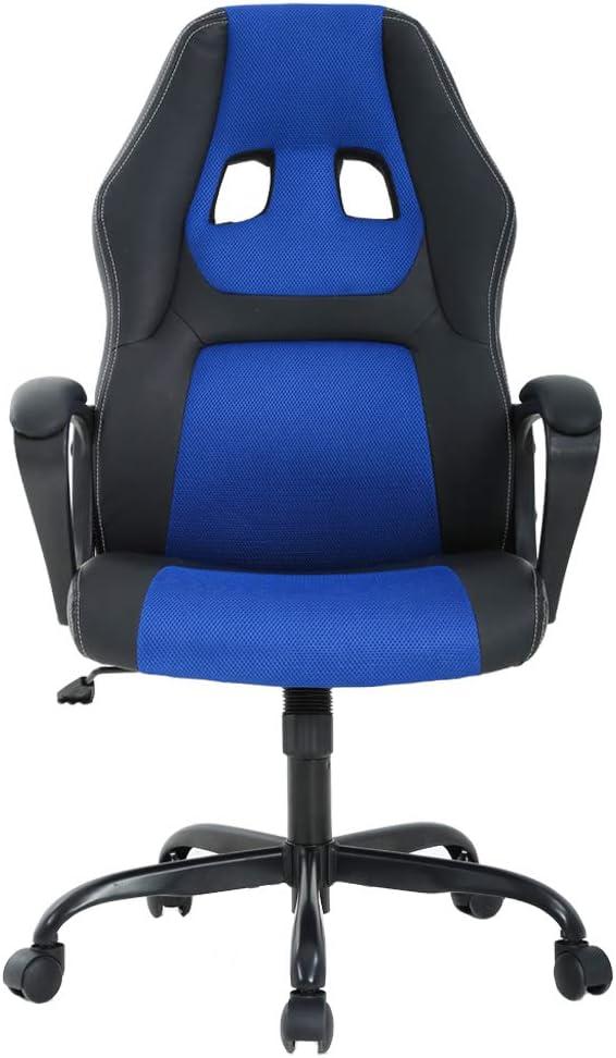 T-LoVendo TY-GRC61-Blue Silla Gaming Oficina Racing Escritorio ...