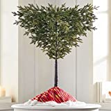Brylanehome Upside Down Christmas Tree (Green,0)