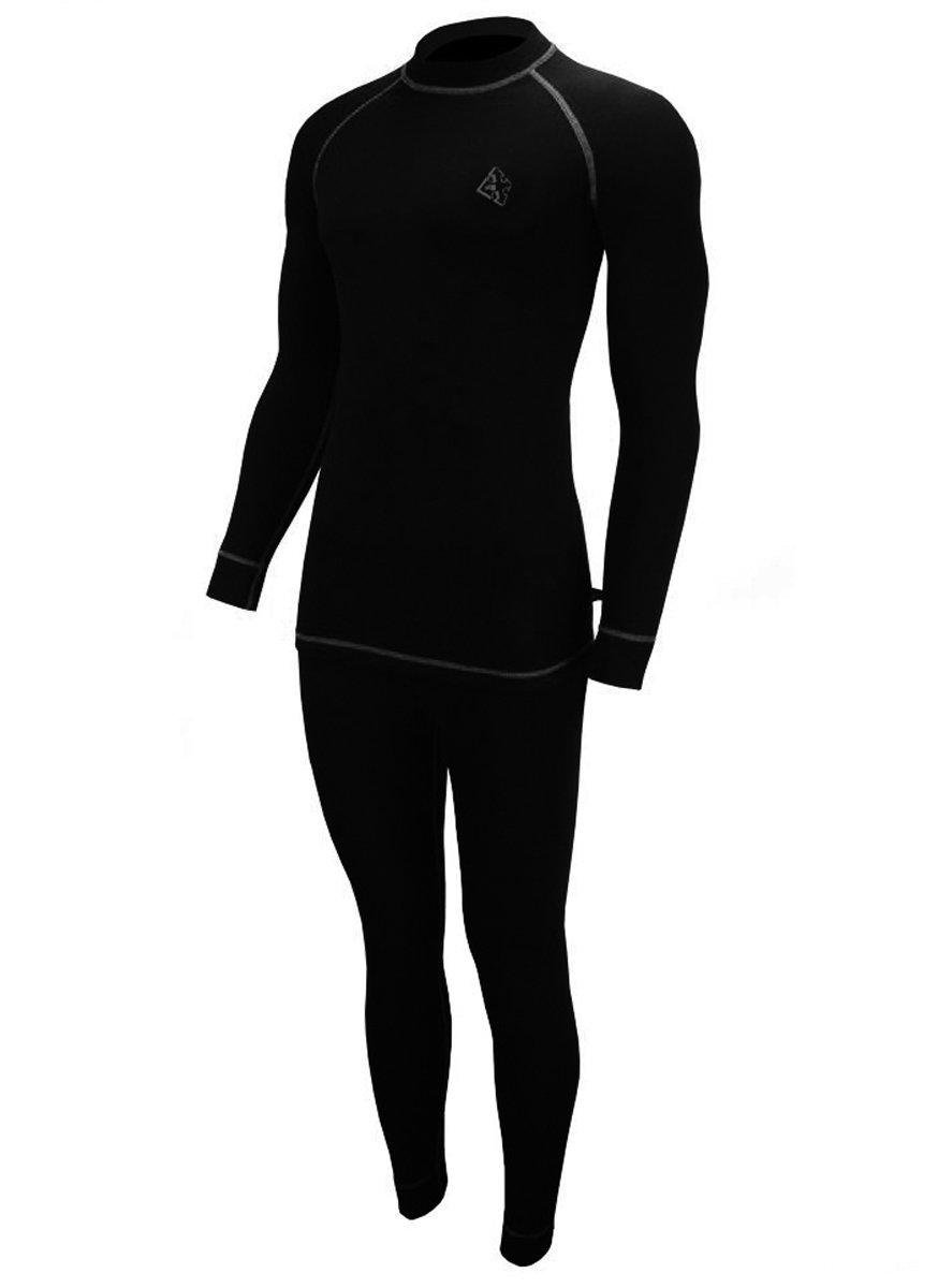 ROUGH RADICAL Warme Funktionswäsche Set Shirt & Hose Ski Thermounterwäsche Rock