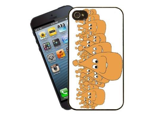 Eclipse Gift Ideas the Monster qui Liked à manger Par Dave Toes'églefin, de l'auteur de l'enfant-Coque pour iPhone 5/5s