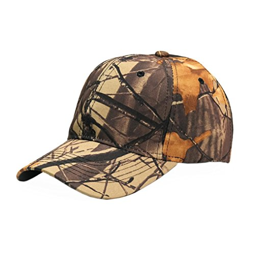 Womail Girl Cotton Camouflage Hip Hop Baseball Cap Adjustable Hat For Boy ()