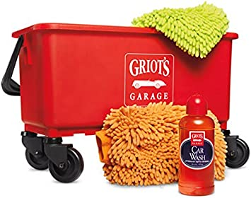 Griots Garage 67255CSTBUC Ultimate Car Wash Bucket Griot/'s Garage