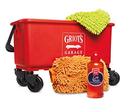 Griot's Garage Car Wash Bucket Kit Griot' s Garage