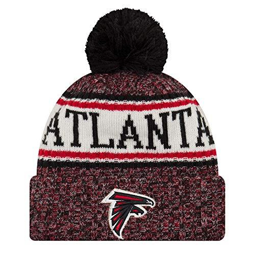 New Era Atlanta Falcons NFL On Field 18 Sport Knit Beanie Beany Mütze