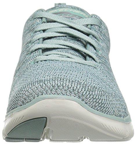 2 Skechers Flex Sage Sneaker Women's Appeal 0 qPPxHwtrf